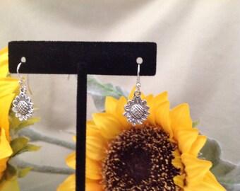 Sunflower Earring