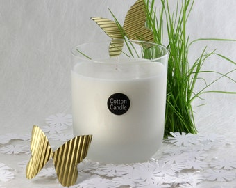 Scented candle GREEN, GREEN GRASS