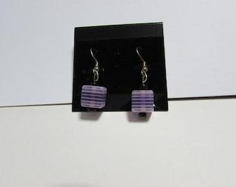 Cube Earring (B)