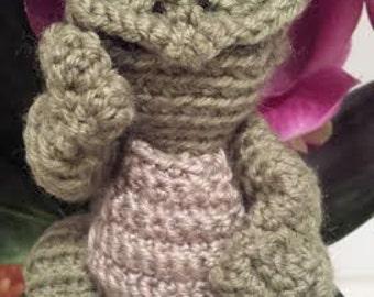 Frog Crochet Pattern