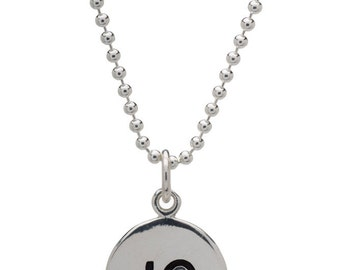 10km Running Necklace