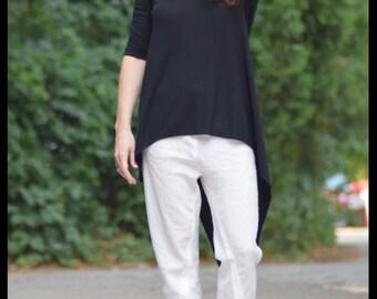 White linen pants | Etsy