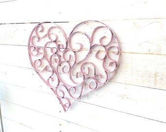 Iron Heart, Wall Art, Home Decor, For The Home, Customize
