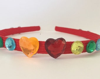 "Rainbow Dash Hard Headband - ""My Little Pony"""