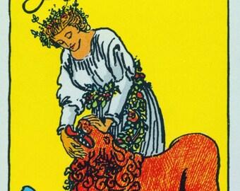 3 Card Week Ahead Tarot Reading