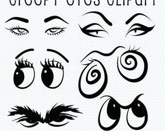creepy eyes clip art halloween clip art eyes clipart creepy clipart eye - Halloween Graphics Clip Art