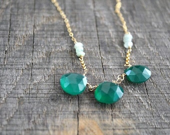 Emerald City Necklace, save 50%