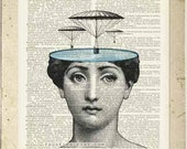 fly, original Cavalieri print