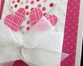 Greeting Card Handmade Love Blooms