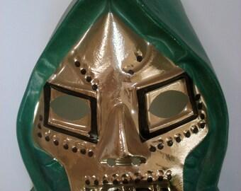 Vintage mask - Dr  Doom