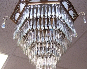 Wedding Cake Chandelier