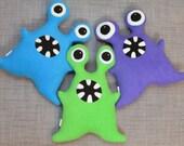 Custom Plush Monster Stuffed Animal - Bothra