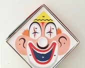 vintage clown tiddlywinks 1958 whitman game