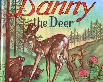 1960s DANNY the DEER By Dolly RUDEMAN