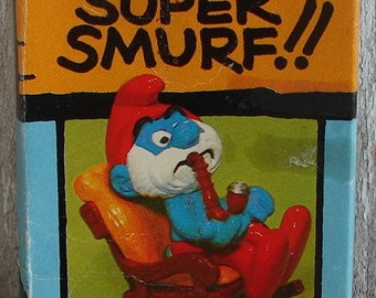Papa Smurf Super Smurf