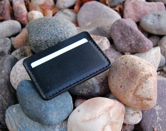 Leather Card Case, Business Card Case, Credit Card Holder, Leather Credit Card Holder, Leather Card Holder, Mini Wallet