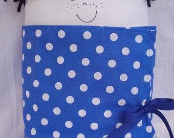 Baby doll, Handmade, Toddler, fabric, ribbon, birthday gift, pretend play, Burrito baby