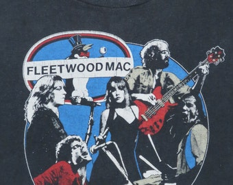 FLEETWOOD MAC 1979 tour T SHIRT