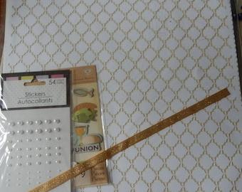 12x12 communion religious scrapbook page kits layout