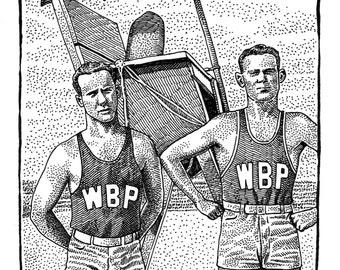 Wildwood Beach Patrol, 1933