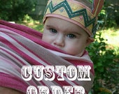 Custom Head Dress For Amber Anderson