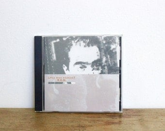 R.E.M. Life's Rice Pageant CD 1986 80s Album Vintage Michael Stipe REM R E M