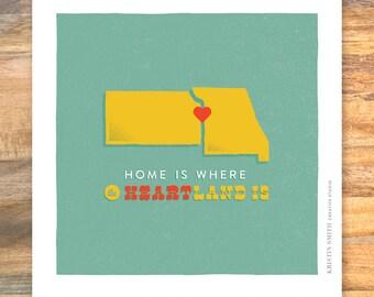Home is where the heartland is - kansas, missouri, kcmo, kansas city love!