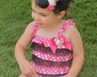 Minnie Mouse Birthday Outfit -  Minnie Mouse Outfit- Minnie Mouse Party
