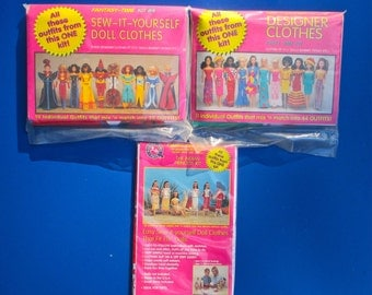 Hi Fashion Doll Sewing Kits, Choice