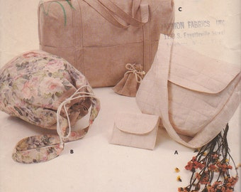 Purse and Handbag Pattern Butterick 4920