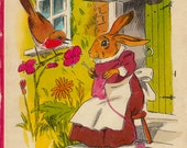 Mrs. Nibble by Jane Pilgrim, illustrated by F. Stocks May (A Blackberry Farm Book)