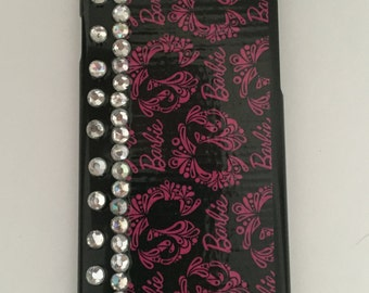 Barbie Couture Bling iphone case