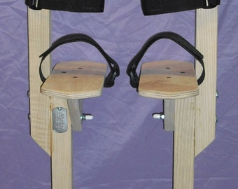 Circus Peg Stilts - Kids and Adults