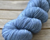 Merino Sport - Blue Jeannie - Suzy Parker Yarns - Superwash Merino 100g 300 meters / 328 yards