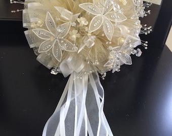 Quincenera Bouquet, Ramo de Quinceanera, Sweet 16 Bouquet