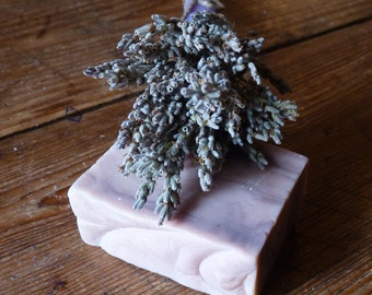 lavender NATURAL OLIVE OIL soap
