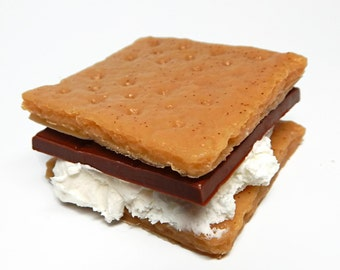 S'mores Shaped Soap