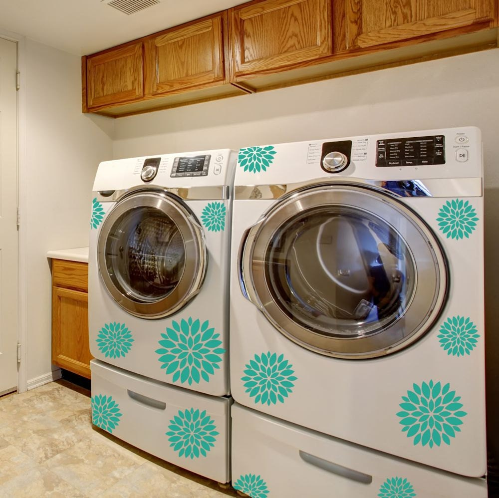 Laundry room decor laundry wall decals laundry wall decal - Laundry room wall decor ...