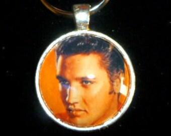 Elvis Key Chain