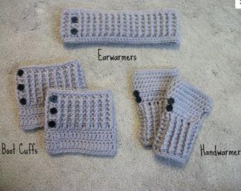 Boot cuff pattern Etsy