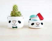 Ceramic desk organizer, Ceramic bowls office decor, Ceramic office organizer, Desk accessories, Ceramics & Pottery, Cute kawaii ceramics