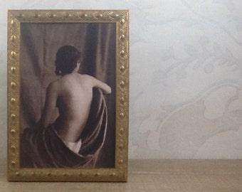 Vintage Gold Picture Frames - 4x6, 5x7, 8x8, 8x10, 10x10 Photo Frame - Gold Vintage Wedding Picture Frames, Custom picture frames