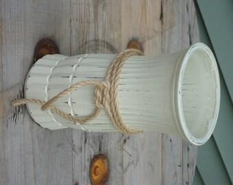 unique night light decorative nursery light upcycle vase lighting night light