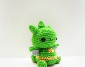 Crochet Scyther Inspired Chibi Pokemon