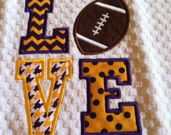 New Orleans / LSU towels