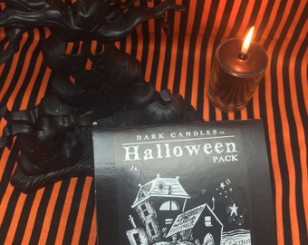 Halloween Four Candle Collection Pack