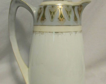 Teapot, R & S, Germany, 1920's
