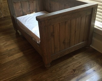 Crib mattress size daybed for toddler or dog