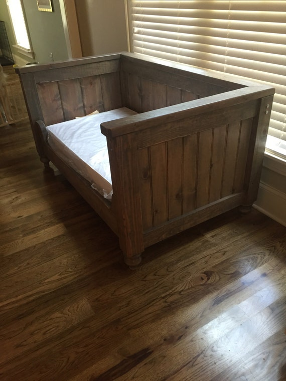 crib mattress size daybed for toddler or by. Black Bedroom Furniture Sets. Home Design Ideas