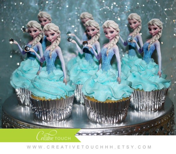 Frozen Birthday Party Ideas In Summer Image Inspiration of Cake